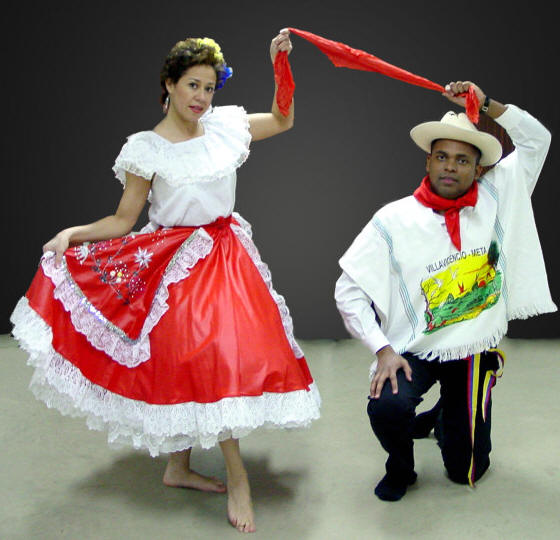 El traje tipico de la region andina de colombia - Imagui